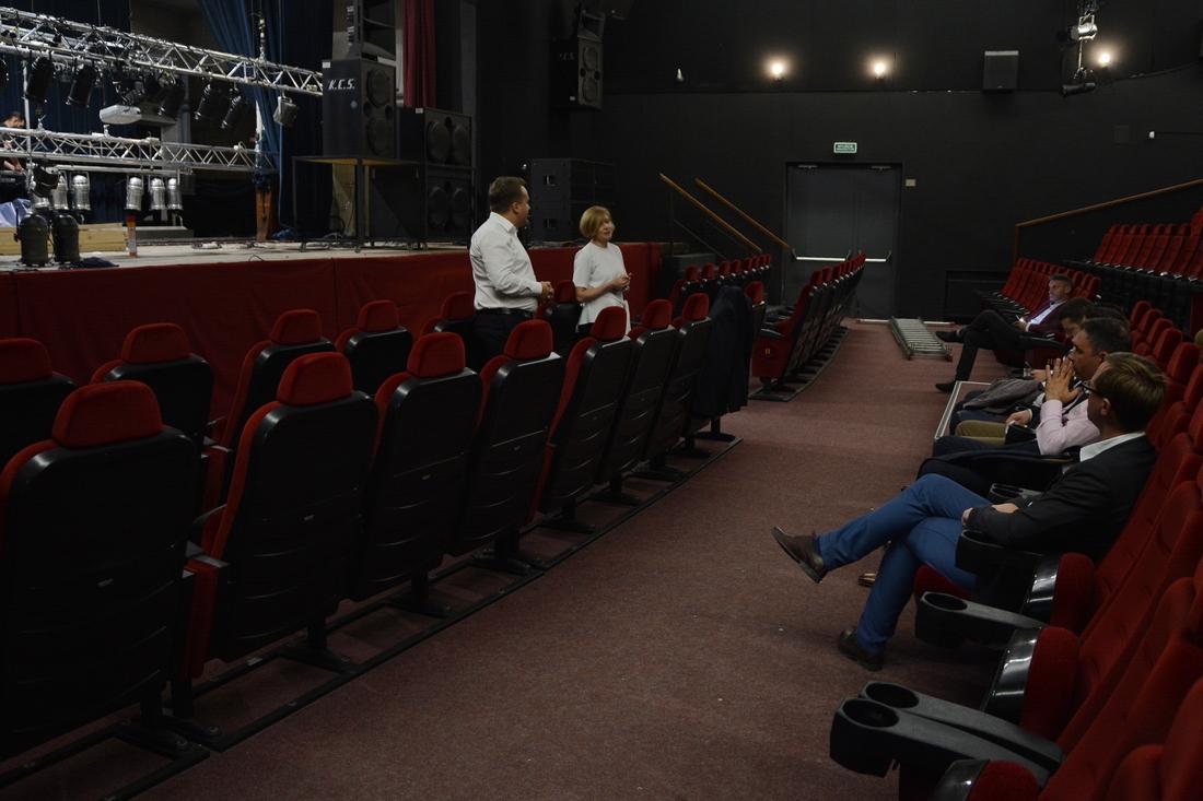 Młodzi samorządowcy z wizytą w Starachowicach