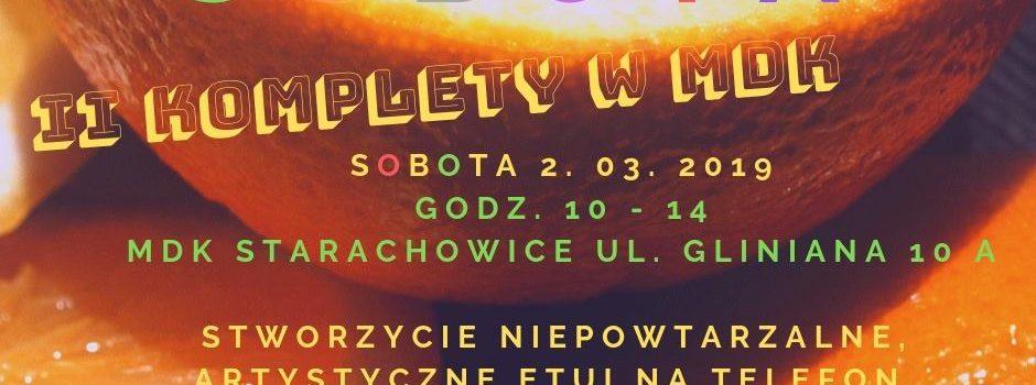 Archiwum MDK – Warsztaty – SOczysta SObota
