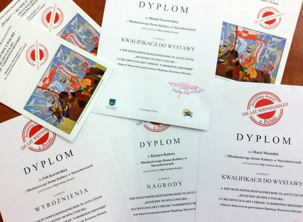 zdjęcia dyplomów