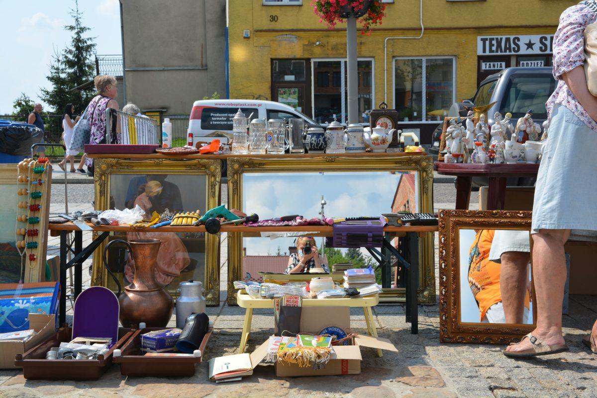 Pchli targ w Starachowicach