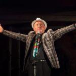 Artur Barciś podczas Nocy Teatralnych