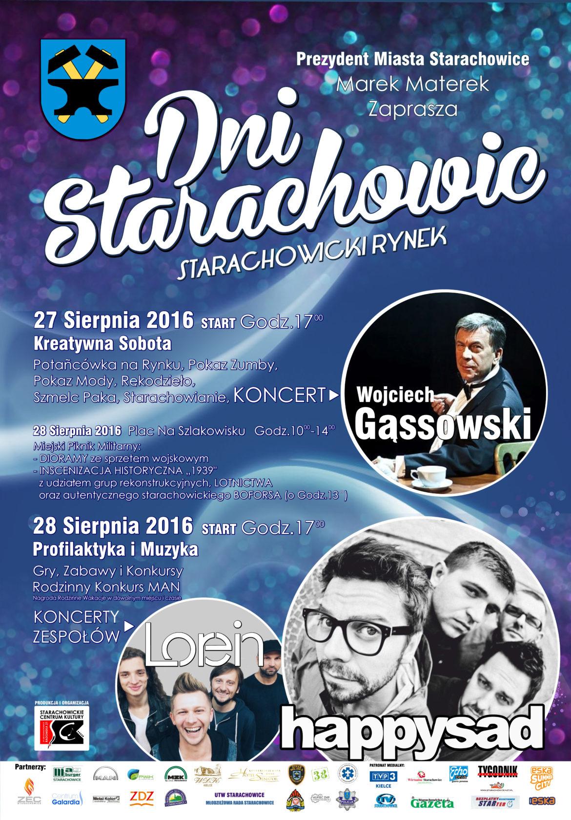 Archiwum SCK. Dni Starachowic 2016