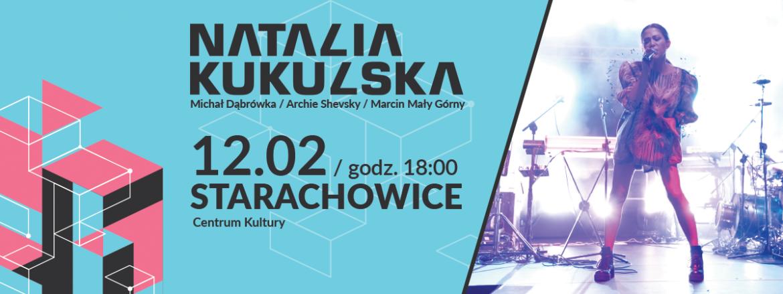 Archiwum SCK. Natalia Kukulska – Wyjątkowy Koncert na Walentynki !