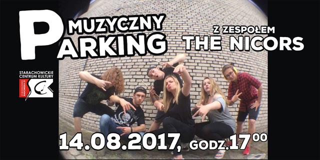 Archiwum SCK. Muzyczny Parking SCK z zespołem The Nicors
