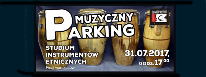 """Archiwum SCK. Muzyczny Parking SCK """"Studium Instrumentów Etnicznych"""""""