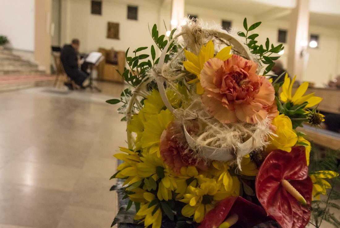kwiaty dla muzyków