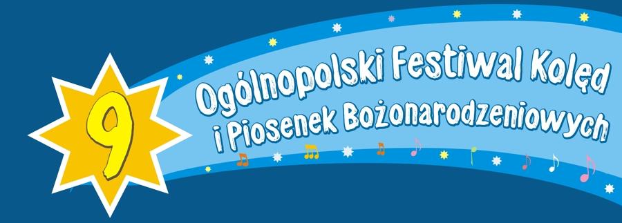baner konkursowy festiwalu kolęd