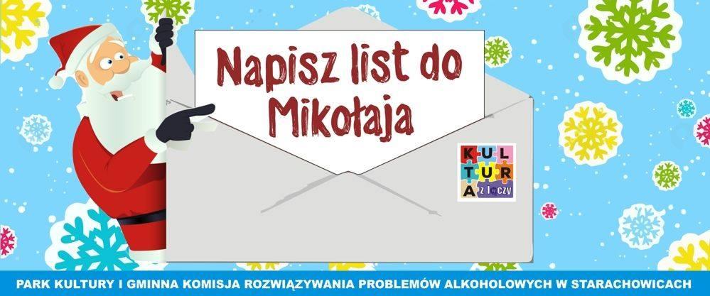 """""""Napisz list do Mikołaja"""""""