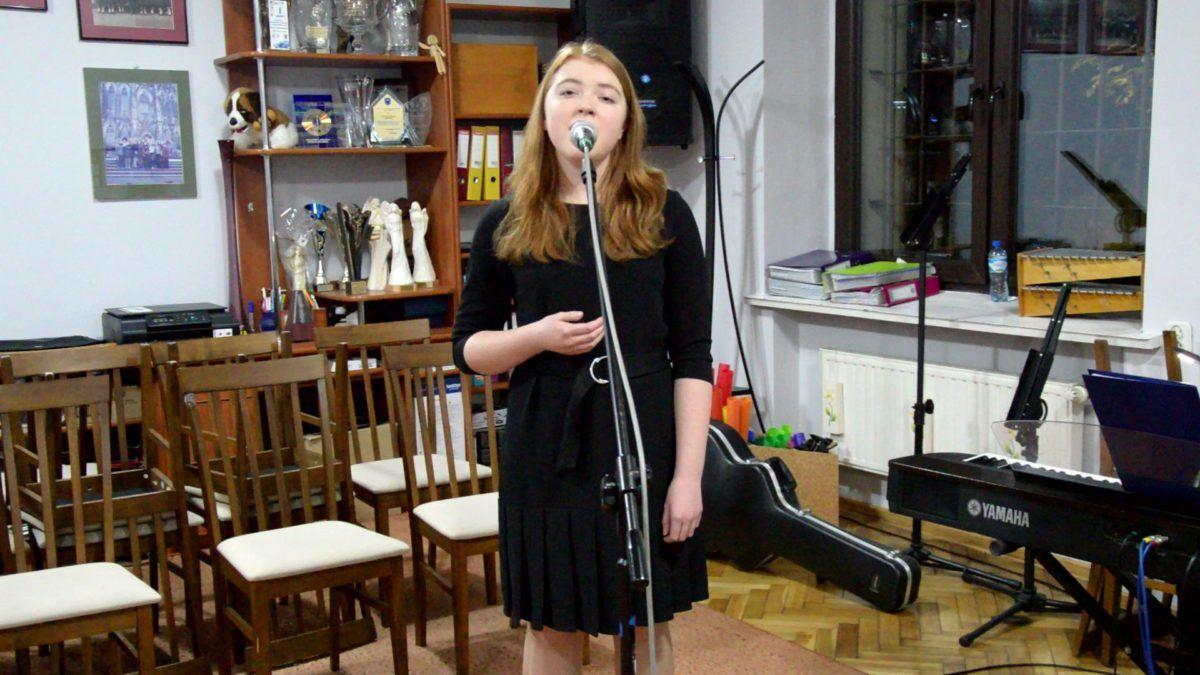Kasia Zawiła -jedna z nagrodzonych