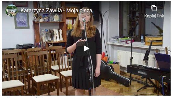 Kasia Zawila - moja cisza