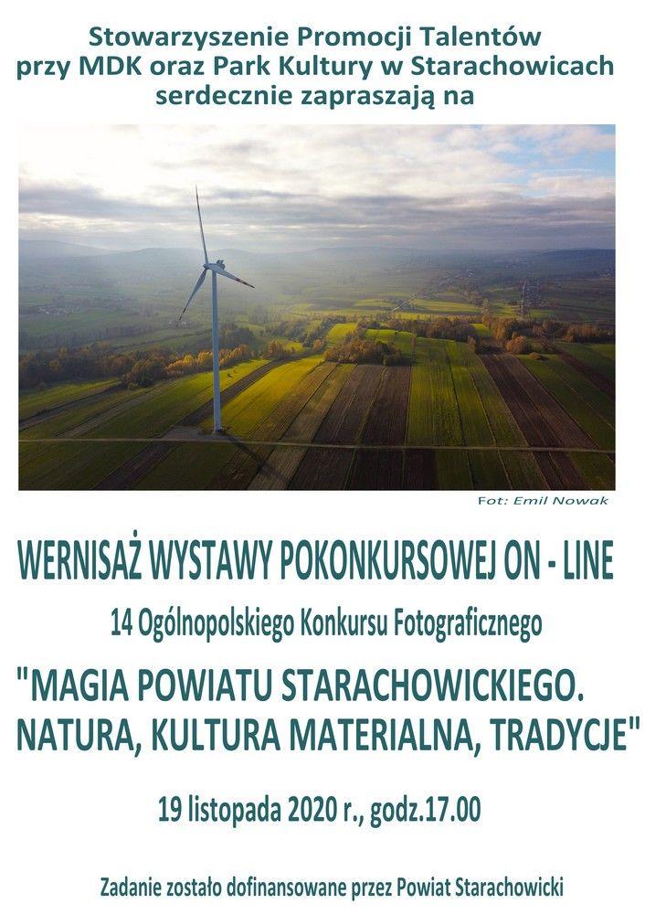 Magia powiatu starachowickiego on – line