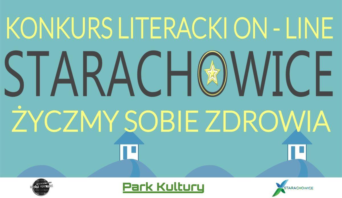 """Werdykt konkursu literackiego """"Przystanek Starachowice – życzmy sobie zdrowia"""""""