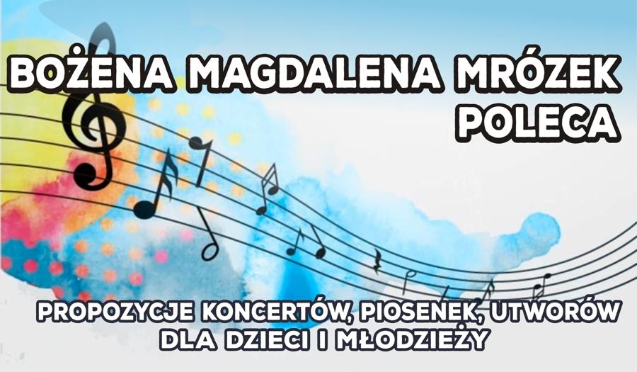 Ferie on-line. Bożena Magdalena Mrózek poleca….