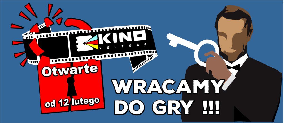 Kino Kultura wraca do gry – najbliższe seanse już 12 lutego!