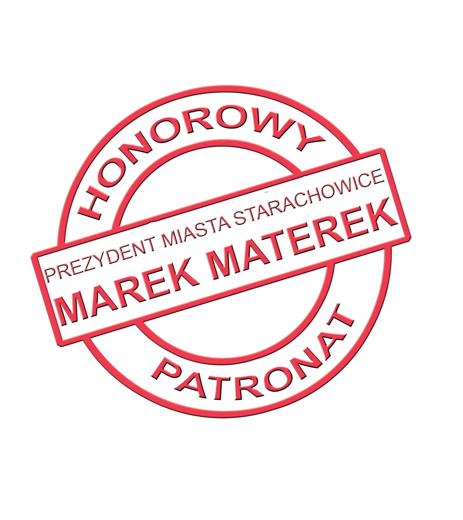 patronat prezydenta Marka Materka