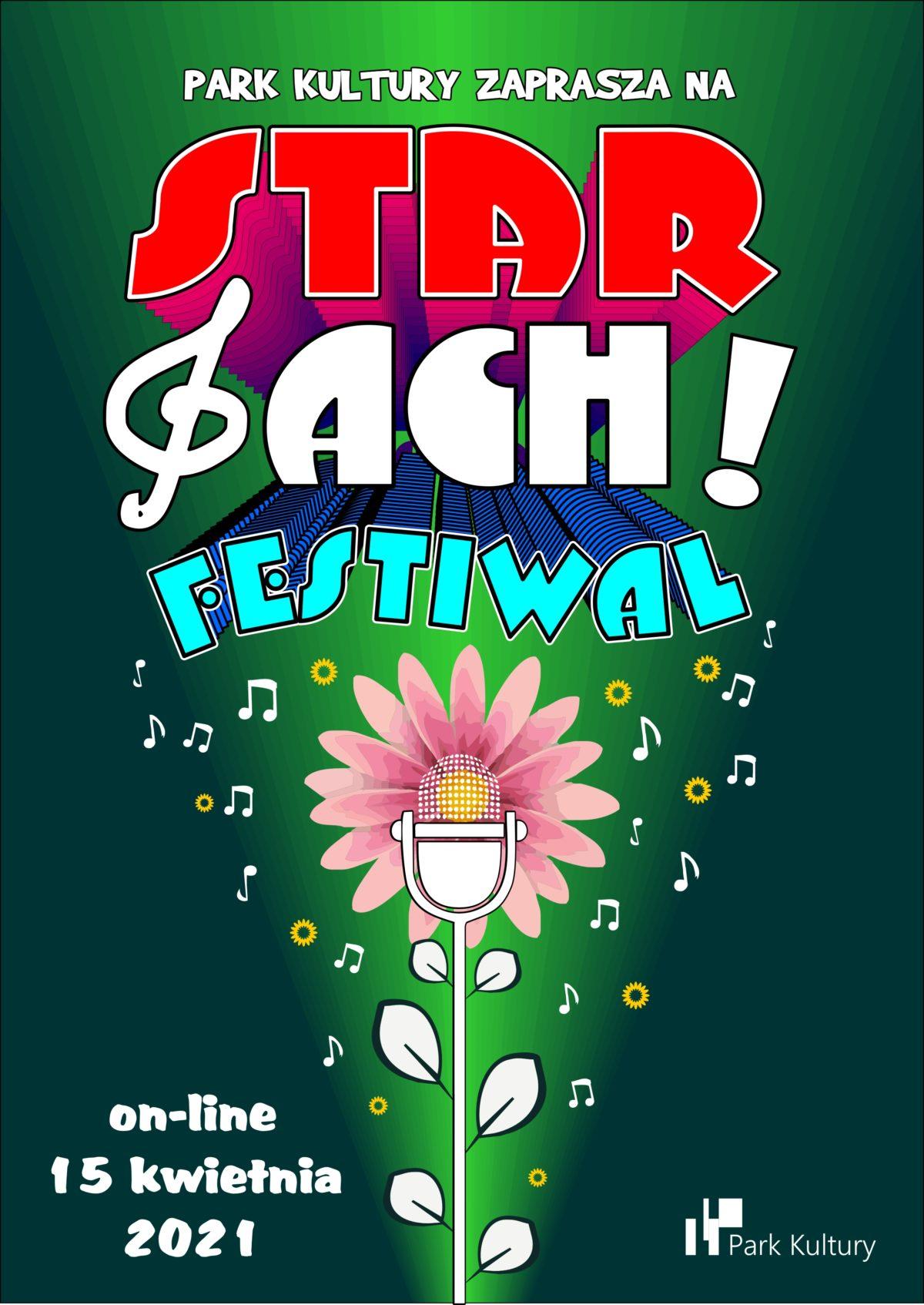 """6 Festiwal Piosenki Młodzieżowej """"StarAch"""" – Starachowice 2021"""