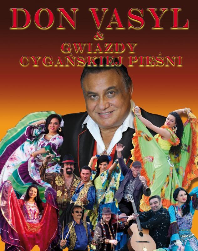 Don Wasyl - plakat
