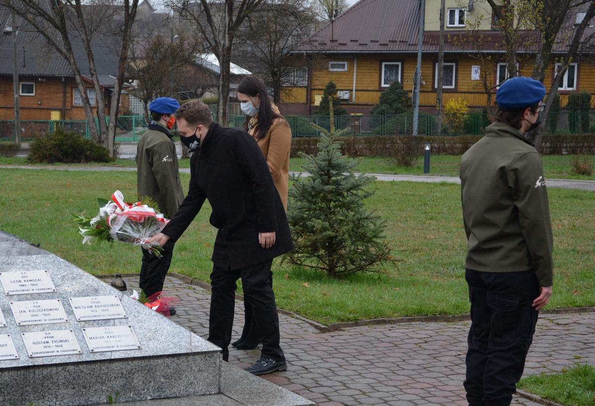 Dzień Pamięci Ofiar Zbrodni Katyńskiej.