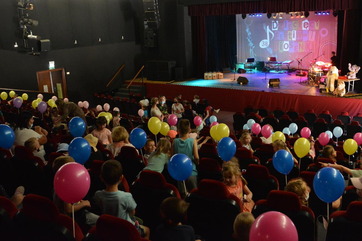 publiczność podczas konkursu