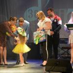 nagrodzeni uczestnicy podczas konkursu
