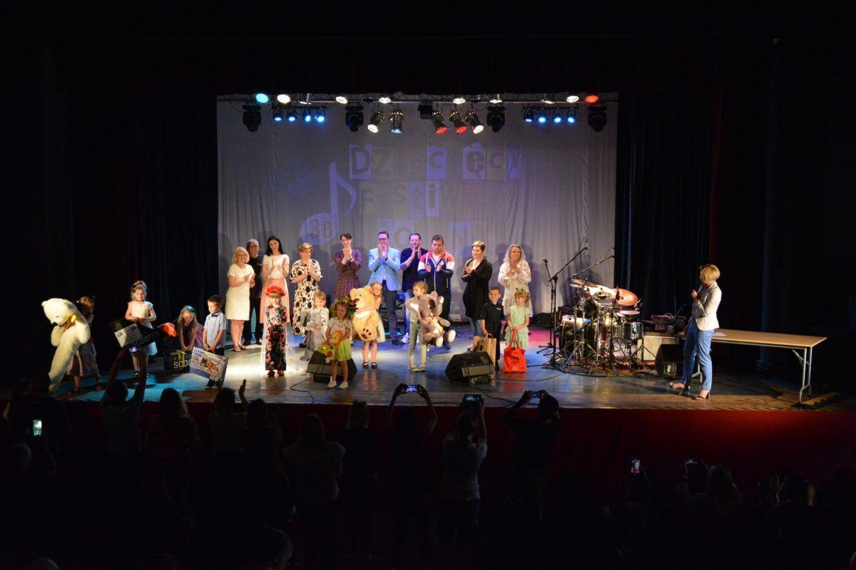 38 Festiwal Piosenki Dziecięcej za nami