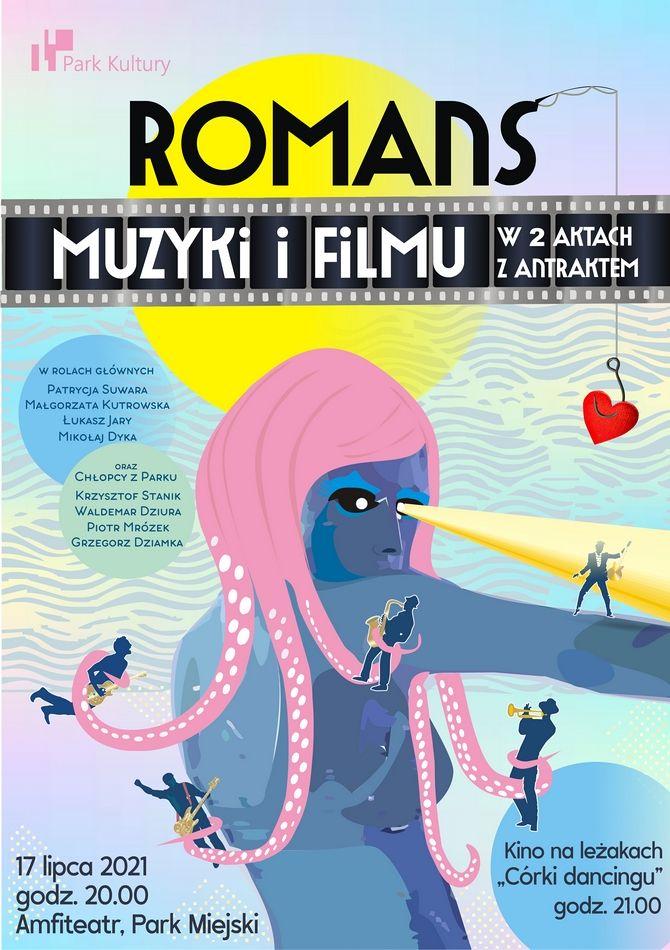 Romans muzyki i filmu