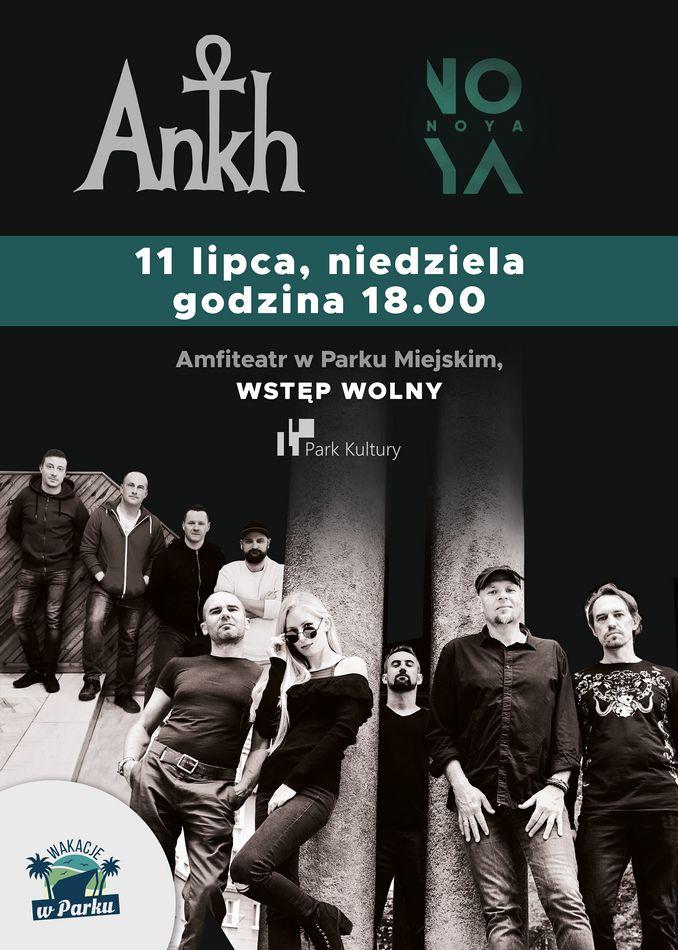NOYA i Ankh w Amfiteatrze