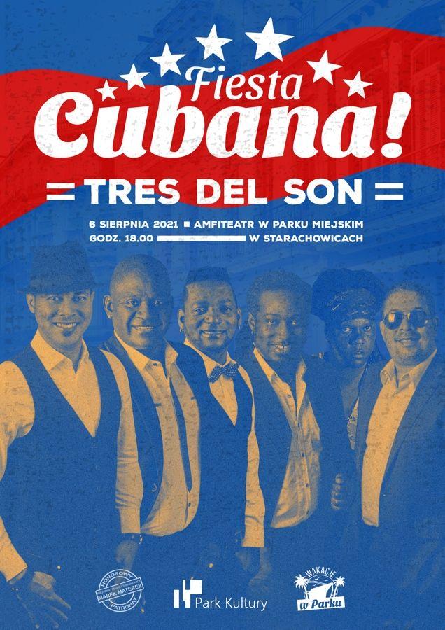 Koncert Fiesta Cubana – Tres del Sol