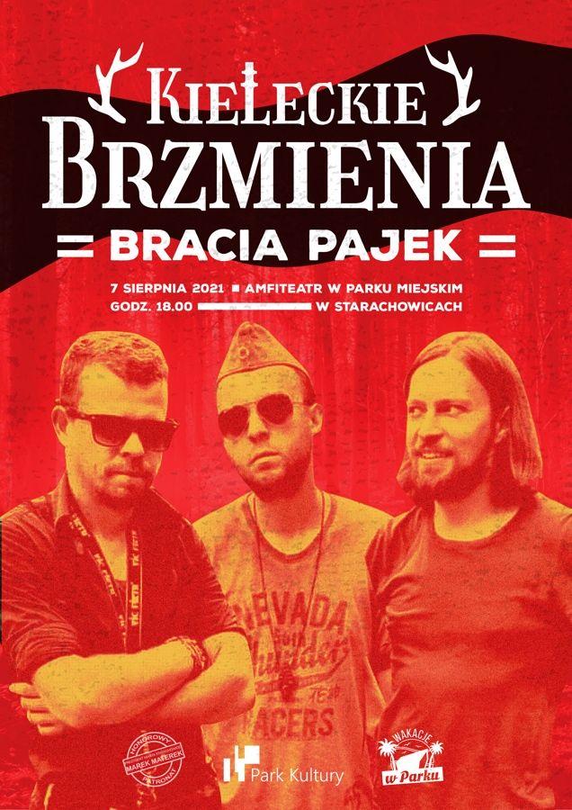 """""""Kieleckie brzmienia"""" Bracia Pajek koncert"""