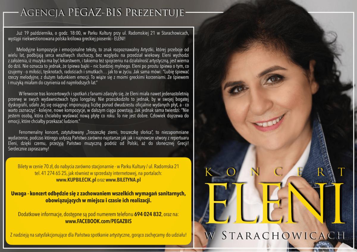 Eleni w Starachowicach