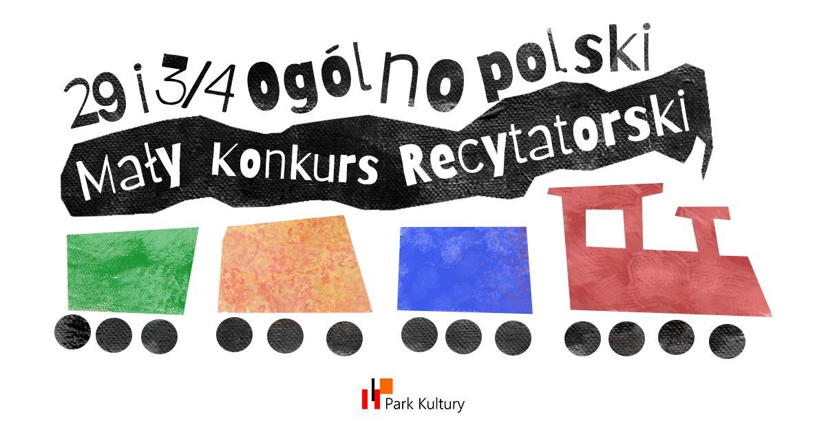 2️⃣9️⃣ i 3️⃣ / 4️⃣ Ogólnopolski Mały Konkurs Recytatorski rozstrzygnięty!